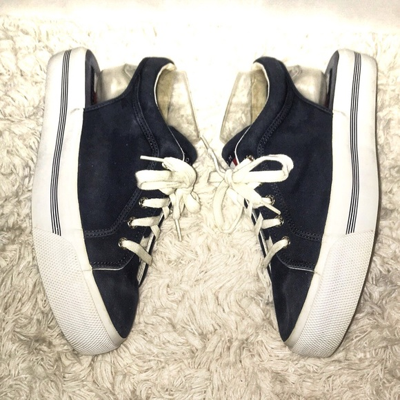 e8e0fb061d48 •Tommy Hilfiger• Vintage 90 s Slingback Sneakers. M 5bf8a3d8f63eea95ce23ac1f